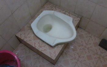 Cara Mengatasi WC Mampet Karena Pembalut