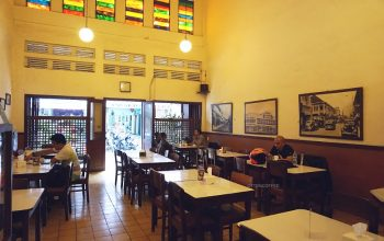 Warung Kopi Purnama Wisata Kuliner Bandung Favorit Backpaker