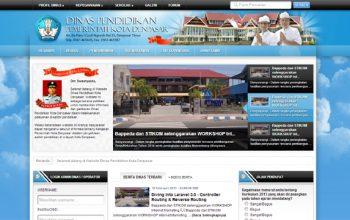 Jasa Pembuatan Website untuk Instansi Pendidikan Indonesia