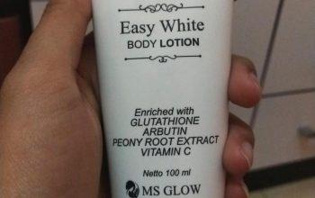Lotion MS Glow – Manfaat, Kandungan dan Produknya