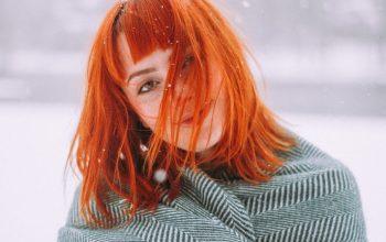 Tren Warna Rambut 2021 – Copper Ginger