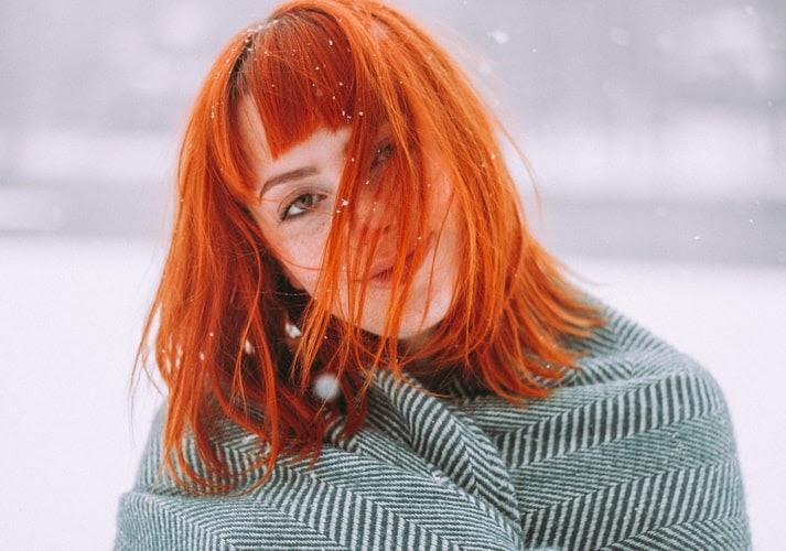 Copper Ginger hair by unsplash.com/@rsanchescarvalho